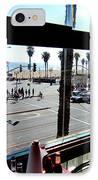 Freds Huntington Beach IPhone Case