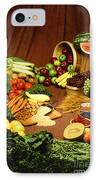 Fruit And Grain Food Group IPhone Case