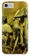 Fungus World IPhone Case by Chris Lord