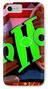 Funhouse IPhone Case by Colleen Kammerer