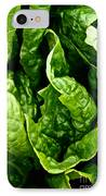 Garden Fresh IPhone Case by Susan Herber