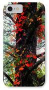 Garland Of Autumn IPhone Case