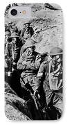 Gas Masks, World War I IPhone Case by Photo Researchers