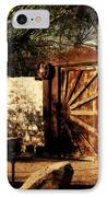 Gate To Cowboy Heaven In Old Tuscon Az IPhone Case