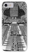 George IIi: Coronation, 1761 IPhone Case