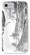 Gibson: Highwayman, 1898 IPhone Case