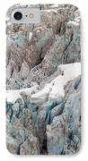 Glacial Crevasses IPhone Case
