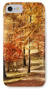 Golden Path IPhone Case