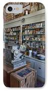 Grocery Store Of Yesteryear - Virginia City Montana Ghost Town IPhone Case