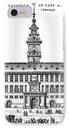 Hanseatic League, 1563 IPhone Case