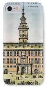 Hanseatic League, Antwerp IPhone Case by Granger