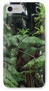 Hawaiian Rainforest IPhone Case