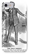 Hayes & White League, 1880 IPhone Case by Granger
