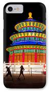 Heavenly Temple IPhone Case by Semmick Photo