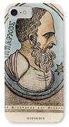 Hipparchus, Greek Astronomer IPhone Case by Photo Researchers, Inc.