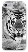 His Majesty IPhone Case by Scott Pellegrin