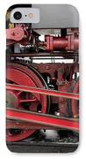 Historical Steam Train IPhone Case