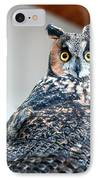 Hooter  IPhone Case