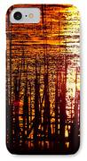 Horicon Marsh Sunset Wisconsin IPhone Case