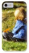 I Believe In Fairies IPhone Case