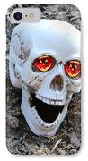 I Only Have Eyes For You IPhone Case by Debra     Vatalaro