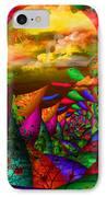 In My Dreams IPhone Case by Robert Orinski
