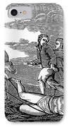 Ireland: Cruelties, C1600 IPhone Case by Granger