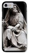 Isaiah IPhone Case by Fabrizio Troiani