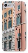 Italian Facade IPhone Case