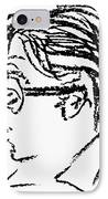 James Grover Thurber IPhone Case