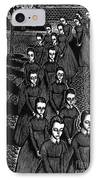 Jane Eyre IPhone Case by Granger