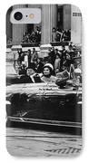 John F. Kennedy (1917-1963) IPhone Case by Granger