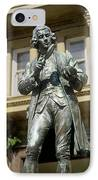 Joseph Priestley, British Chemist IPhone Case by Martin Bond
