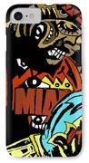 King James IPhone Case by Kamoni Khem