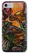 Kkritterly IPhone Case by Mimulux patricia no No