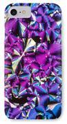 L-arganine IPhone Case by Michael W. Davidson