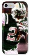 Ladainian Tomlinson - 01 IPhone Case by Paul Ward