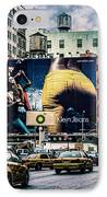 Lafayette And Houston Nyc IPhone Case by Chris Lord