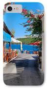 Lagada Chios Greece  IPhone Case by Emmanuel Panagiotakis