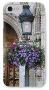 Lamp And Lace At The Grand Place IPhone Case