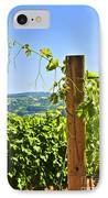 Landscape With Vineyard IPhone Case by Elena Elisseeva