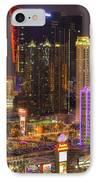 Las Vegas Nevada IPhone Case by Nicholas  Grunas