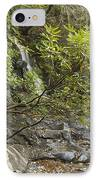Laurel Falls 6226 IPhone Case by Michael Peychich