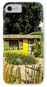 Le Jardin De Vincent IPhone Case by Chris Thaxter