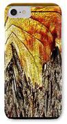 Leaf Meld IPhone Case
