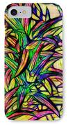 Leaves Of Imagination IPhone Case
