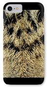 Leopard Eyes IPhone Case by Sumit Mehndiratta