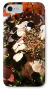 Light As Paper IPhone Case by Trish Hale