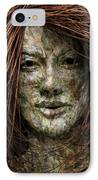 Lilly IPhone Case by Adam Long
