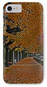 Locarno In Autumn IPhone Case